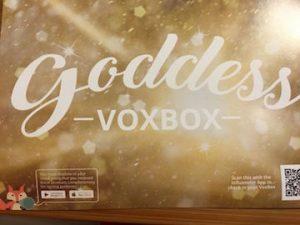 Goddess Card 1